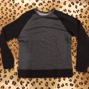 Lululemon crew neck rulu sweatshirt